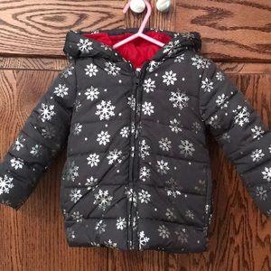 Gymboree winter coat